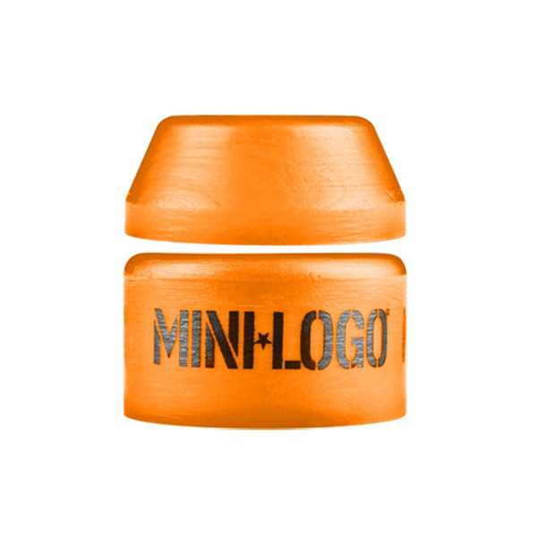 미니로고 스케이트 부싱 / MINILOGO MEDIUM BUSHINGS SINGLE 94A ORANGE [1SET]_XMD807OG